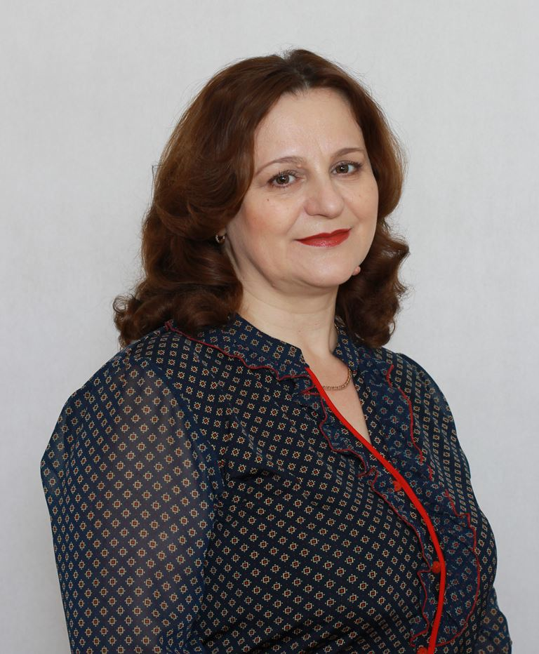 Белова Валентина Петровна