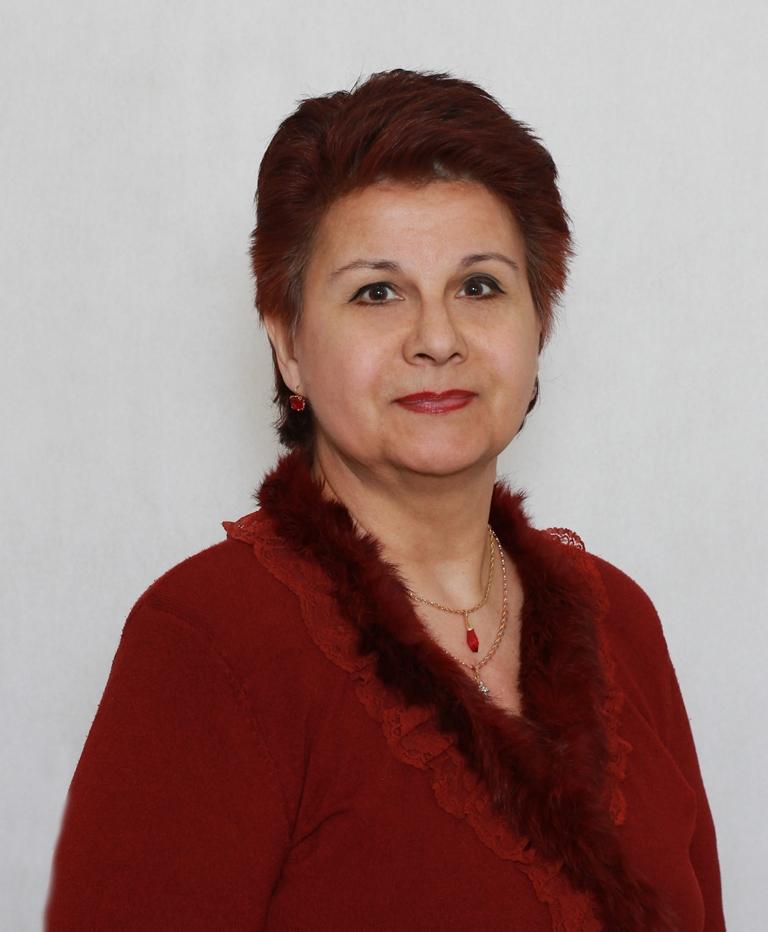 Фомичева Людмила Васильевна